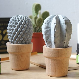 Cement Block cactus Diffuser - Stellar (including fragrance)
