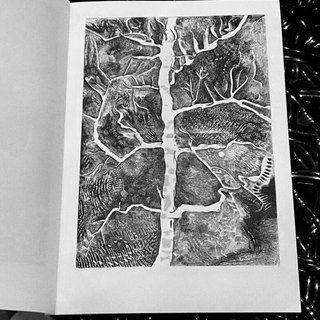"▊▍Liuyingchieh Books ▊▍ ""Lengshuikeng a tree"" (sketch book: Art Blog Art Zine) first edition"