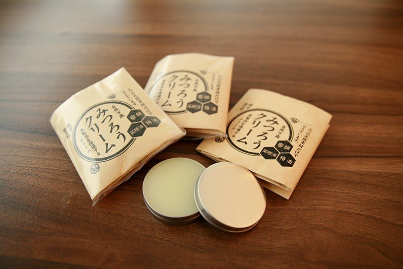 Micro Forest--Japan imported natural honey wax cream leather products with 10g TN leather care