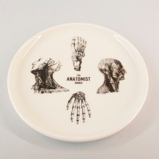 EYE KILN - The Anatomist Owned Plate
