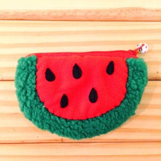 RABBIT LULU red watermelon purse