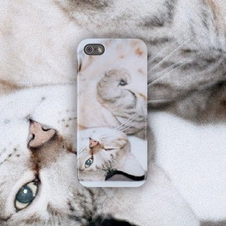 Cat six-cat six / 2014 / phone case