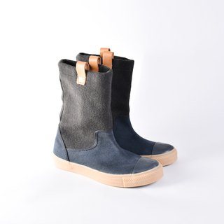 50% off - boots - TARA deep algae green