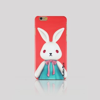 (Rabbit Mint) iPhone 6 Case - Merry Boo Classic (M0001)