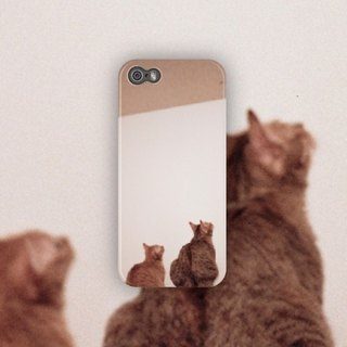 Cat Mountain - Cat Monutain / 2012 / phone case