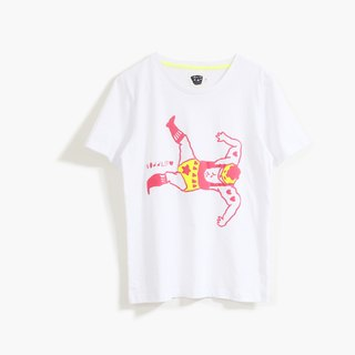 [Tofu] Noddlefu satisfied to see my Scissor Tee (white)