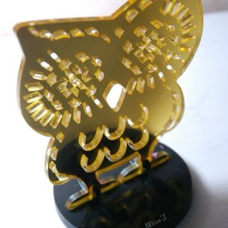 Owl earrings storage rack / can be customized with your favorite colors / customized merchandise