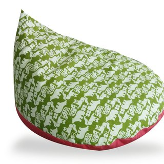 Tofu Cover : bean bag, bean chair, bean stool