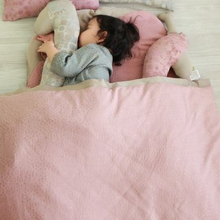 [KAKIBABY] Patent Natural Persimmon Dyeing - American Cotton Warmer (Two Colors Available) 120x100cm