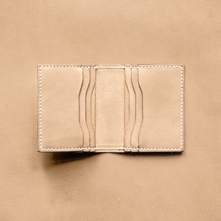 6 Card Holder。Leather Stitching Pack。BSP004