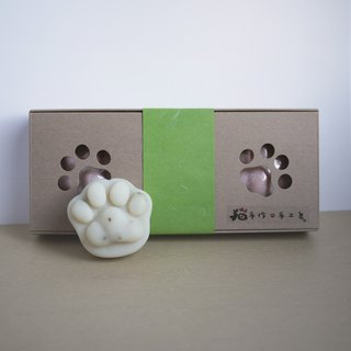 Cat Paw Soaps 2in1 Gift Box - For Pet