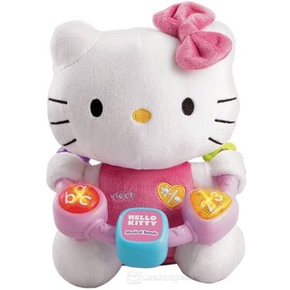 """Vtech Hello Kitty"" Hello Kitty Music beaded doll"