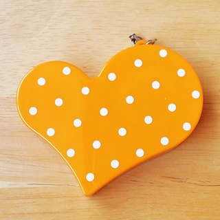 NICHIBAN Shuiyu love Charm [orange orange tape station (TC-15HMO)]