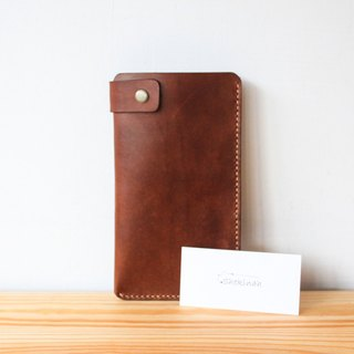 Shekinah handmade leather - Iphone plus leather case