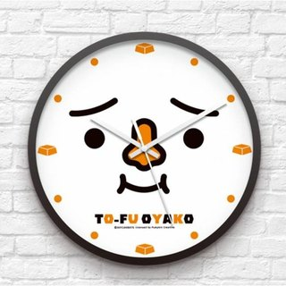 豆腐人時鐘(5款) TO-FU CLOCK