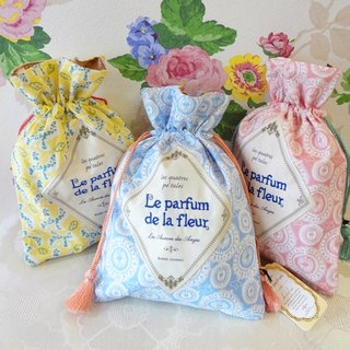 [DESTINO STYLE] Japanese classical Macaron fragrance pouch