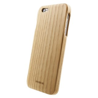 OVERDIGI Mori iPhone6 ​​(S) plus all-natural maple wood protective shell