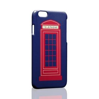 England style - telephone booth custom Samsung S5 S6 S7 note4 note5 iPhone 5 5s 6 6s 6 plus 7 7 plus ASUS HTC m9 Sony LG g4 g5 v10 phone shell mobile phone sets phone shell phonecase