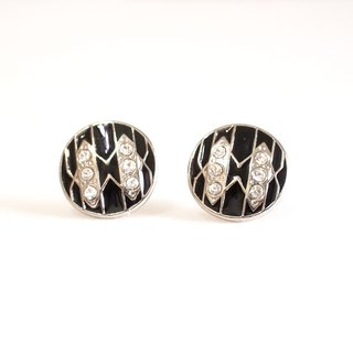 Circle dot Swing Stainless Steel Earring Earring 0171