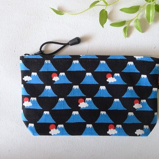 ✎ Mount Fuji in Japan | Universal bag / cosmetic bag