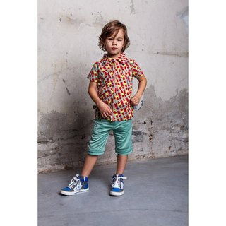 Dutch designer brands sold exclusively boys 7 pants