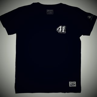 Hong Kong ** breathing Mei Ho House 41 ** black T-SHIRT