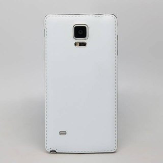 Samsung Note4 leather back cover protector