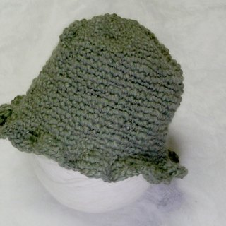 Lotus leaf hat