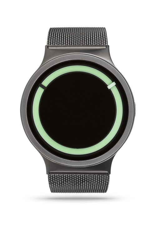 liked watch quartz green watches mint polyvore silicone analog sports on jelly zodaca pin