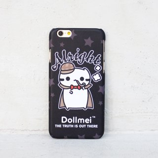 Dollmei iPhone 6 Phone Case Holmes cute black cat