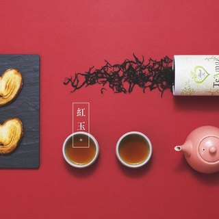[Monopoly] Sun Moon Lake black tea - ruby ​​Taiwan tea on the 18th 100g