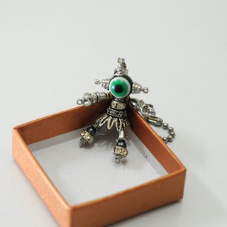 Millet D301 Small Robot Necklace. Accessories