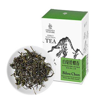 Pilouchung Green Tea (50g/box) - natural planted in Sanxia Taiwan