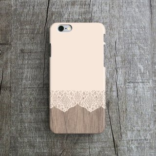 Romantic Lace - Designer iPhone Case. Pattern iPhone Case. One Little Forest