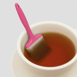 Tea brush device