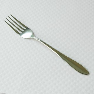 Titanium Love Earth Series - Made in Japan Pure Titanium ECO Greenware Fork (Titanium Silver)