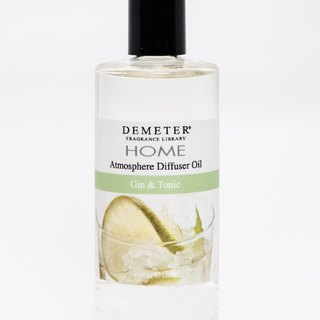 【Demeter Scent Library Qinin Gin & Tonic space expansion essential oil 120ml