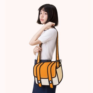 JumpFromPaper Cheese Shoulder Bag