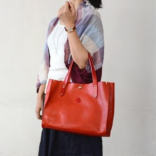 Japanese counter brand leather handbag Made in Japan by CLEDRAN