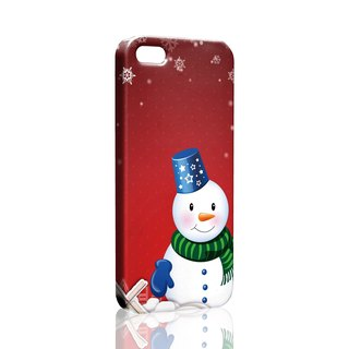 Fat snowman pattern custom Samsung S5 S6 S7 note4 note5 iPhone 5 5s 6 6s 6 plus 7 7 plus ASUS HTC m9 Sony LG g4 g5 v10 phone shell mobile phone sets phone shell phonecase