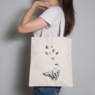 """Lucky Bag"" hand-painted hand-printed cloth bag Bupao [sweet potato] single-sided shoulder pattern"