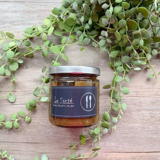 La Santé French Handmade Jam - Piaget Apple Jam