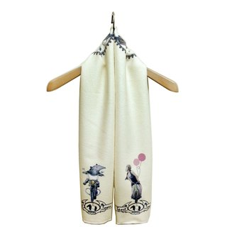 It is to wear a love bike kissing articles - Malay sports towel