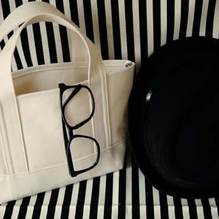 Classic Tote Bag Ssize kinari x kinari - native white x native white -