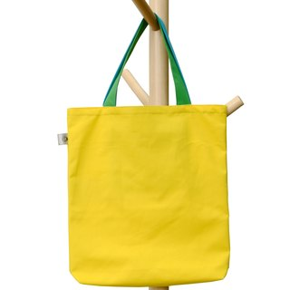 [BestFriend] Butuo Te sail bag (Short Handle / yellow blue)