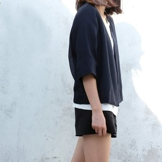 Gao fruit / GAOGUO original designer brand women's autumn and winter 2014 spring new minimalist breasted jacket