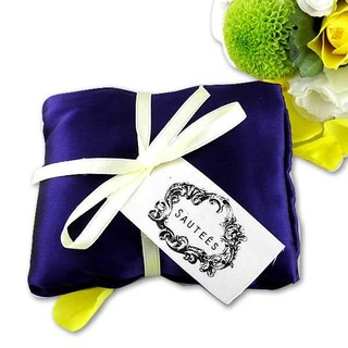 Sautees Happy SPA Vanilla Warm Pack (S Vanilla Purple Silk)