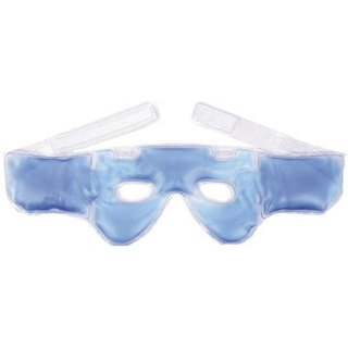 Temple-style spa jelly gel goggles