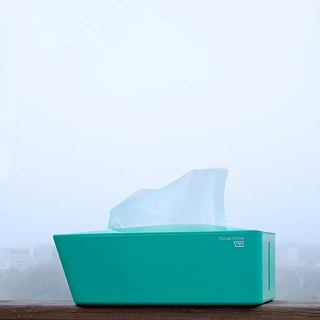 Tissue.Know automatic pop-up tray malachite green - 2013 special paragraph