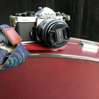 ENDORPHIN handmade camera strap (traveller collection- Babylon)